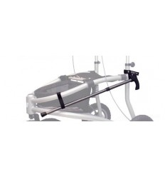 Porte canne pour rollator Trionic