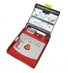 Défibrillateur cardiaque semi-automatique