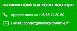 Contact Médical Domicile