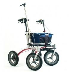 Porte canne pour rollator Trionic walker
