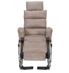 Fauteuil roulant Weely Nov couleur grège