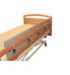 Protection de barrières de lit