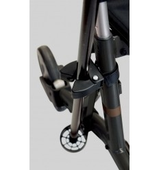 Accroche canne pour rollator Dolomite Jazz 1 et 2