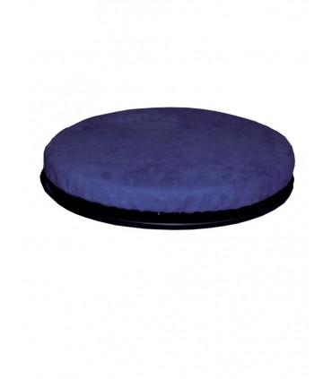 Assise rotative semi rigide