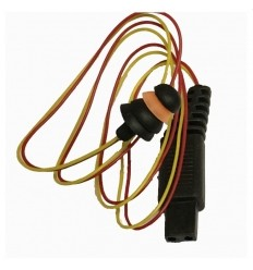 électrode auriculaire pour stimulation TENS du nerf vague