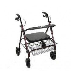 Rollator 4 roues grande taille Golite 200