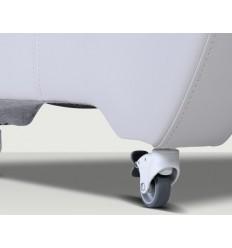 Kit roulettes pour fauteuil Nostress