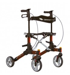 Rollator 4 roues caremart litetravel