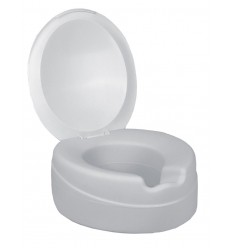Rehausse WC Contact Plus avec couvercle
