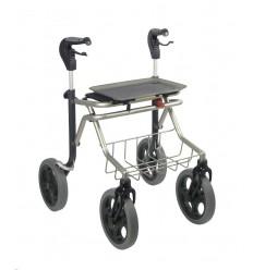 Rollator 4 roues Dolomite Soprano tout terrain