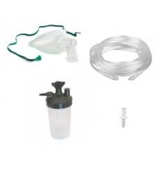 Pack de consommables pour concentrateur d'oxygène