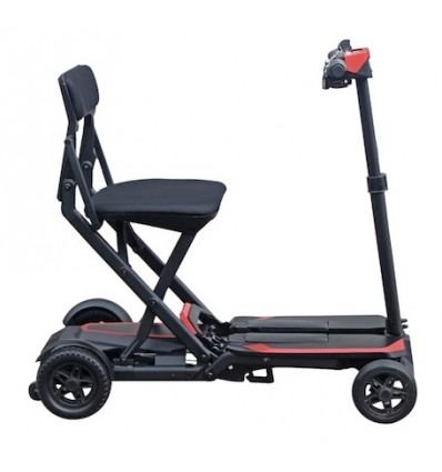 Scooter 4 roues ultra compact Ergo SL