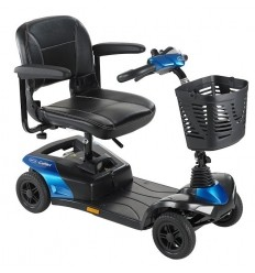 Scooter électrique 4 roues Colibri Indoor