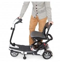 Scooter électrique 4 roues compact et pliable Quest