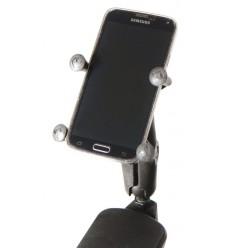 Support téléphone portable pour fauteuil Pride