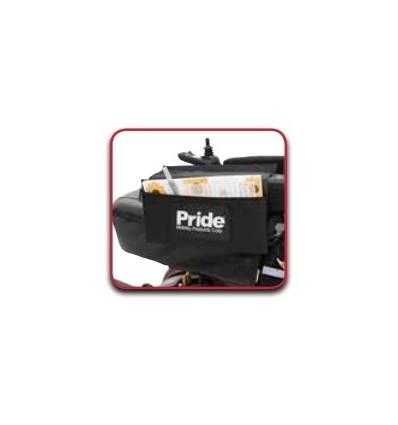 Sacoche de rangement sous accoudoir pour fauteuil roulant Pride