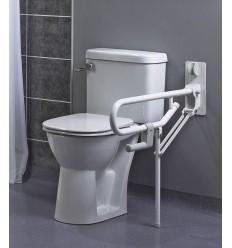 Bras d'appui WC Pro relevable