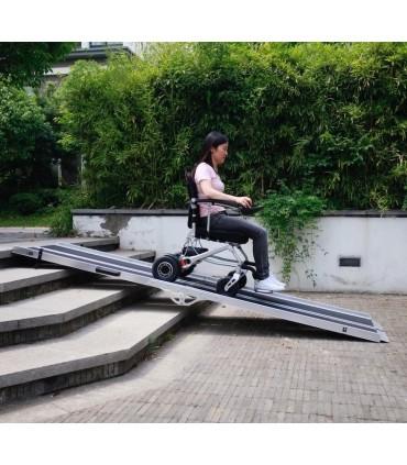 Rampe Ergo Easy renforcée pour fauteuils
