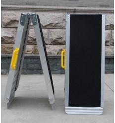 Rampe pliable Ergo Easy pour fauteuils roulants