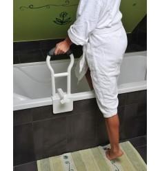Barre d'appui pour baignoire Securit