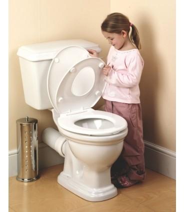 Abattant WC réducteur de toilettes pour enfant