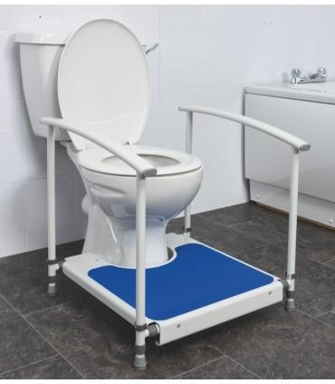Plateforme de toilettes enfant
