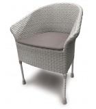 Chaise percée design